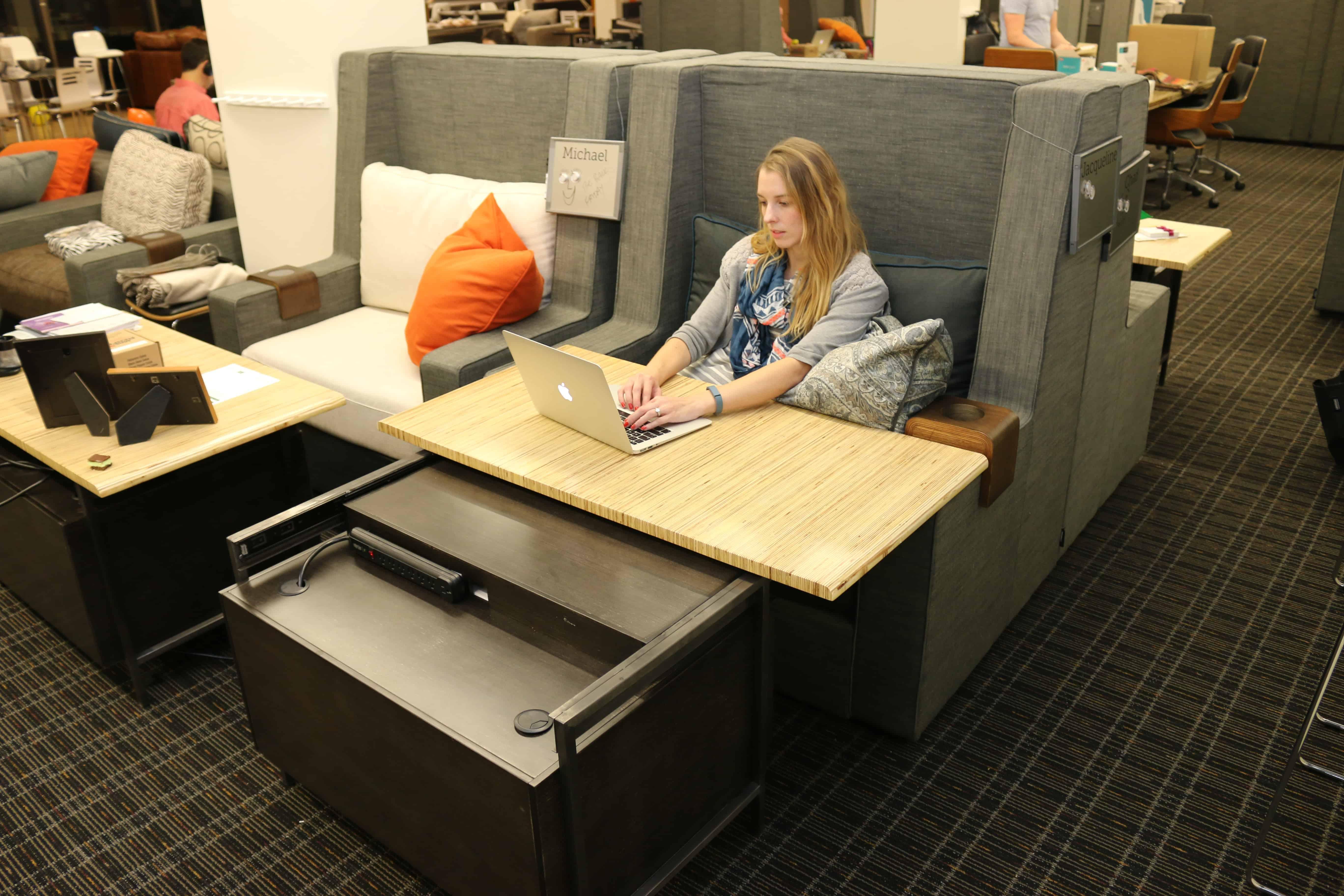 Lovesac Offices Desk